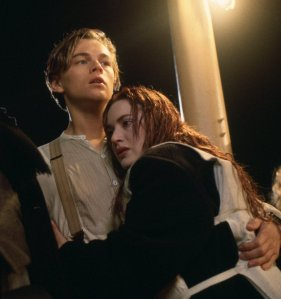Rose and Jack - Titanic