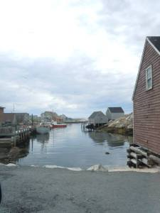 Peggy's Cove is one of the most photographed landmarks in Canada!
