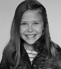 Brooke Bauer, the young Cosette